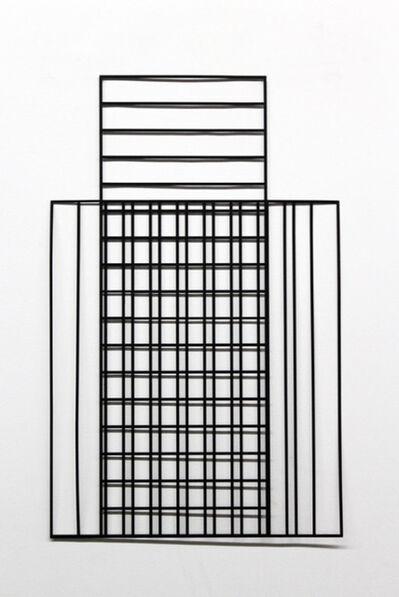 Raul Mourão, 'Grid', 2017