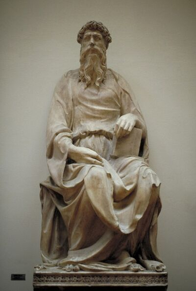 Donatello, 'St. John the Evangelist', ca. 1408-1415