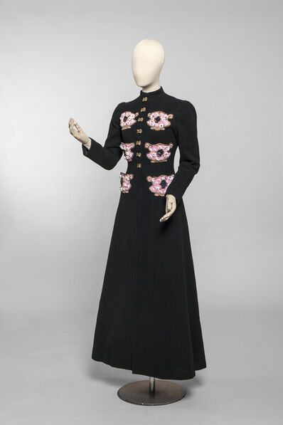 Elsa Schiaparelli, 'Evening coat ', 1938-1939