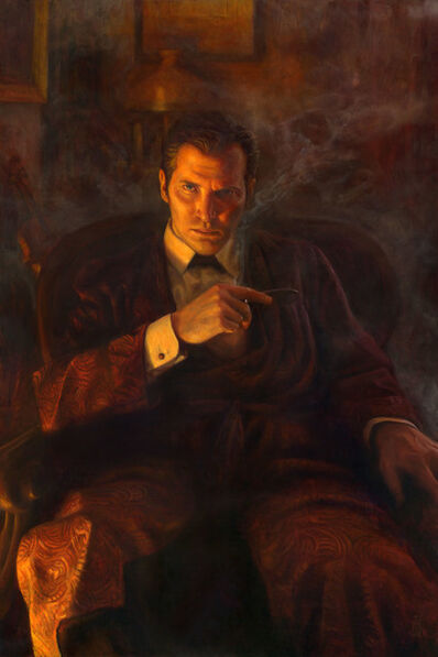 Matthew Stewart, 'Sherlock Holmes - A Concentrated Atmosphere'