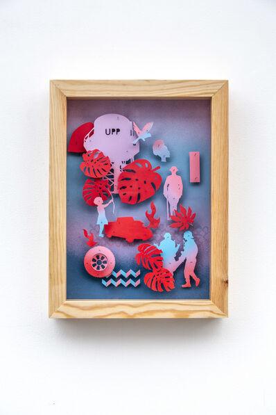 Cássio Markowski, 'UPP', 2019