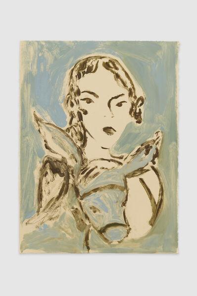 Faye Wei Wei, 'Blue Horse Blue Boy ', 2021