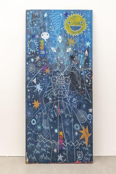 Diego de Aduriz, 'Puerta azul', 2015/ 2017