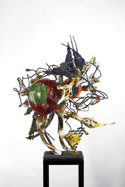 Raymon Elozua, 'H: IMF-07: & 07 Blur S&S', sculpture: 2016; photo: 2010