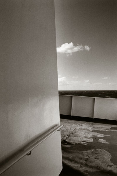 Max Kellenberger, 'Cloud Corner Ocean, Atlantic Ocean', 1979
