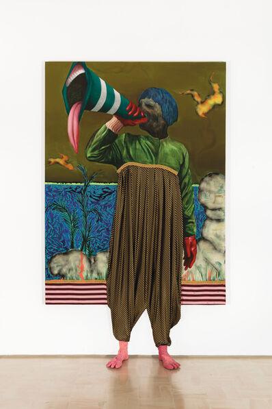 Simphiwe Ndzube, 'The Orator', 2018