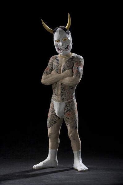 Takeshi HAGURI, '<Otokogi (Chivalry)> (Hannya (Jealous female demon mask))', 2009