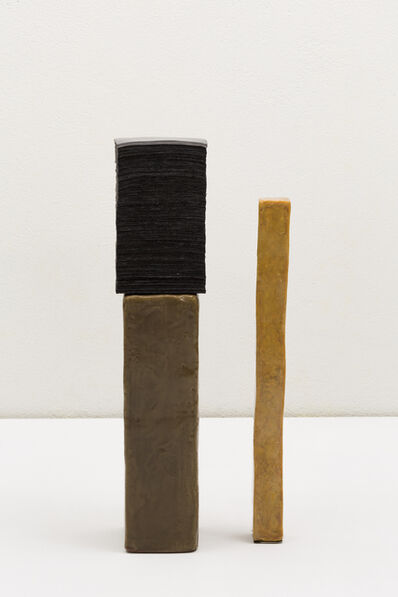 Paloma Bosquê, 'Arranjo cego - Torres | Blind Arrangement - Towers', 2018