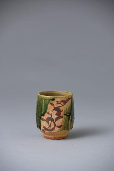 Ken Matsuzaki, 'Cup, oribe glaze', 2020