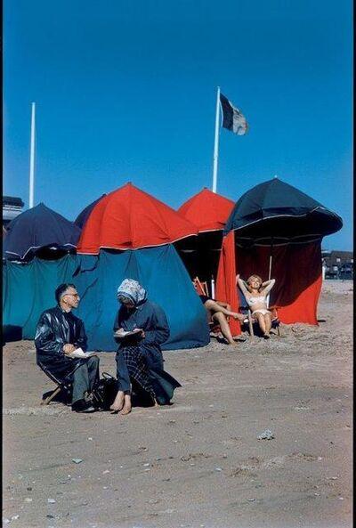 Elliott Erwitt, 'France, Deauville', 1965