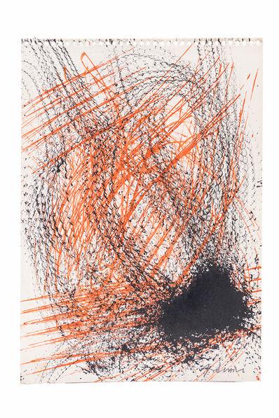Yasuo Sumi, 'Early Gutai Work Sketch', 1957