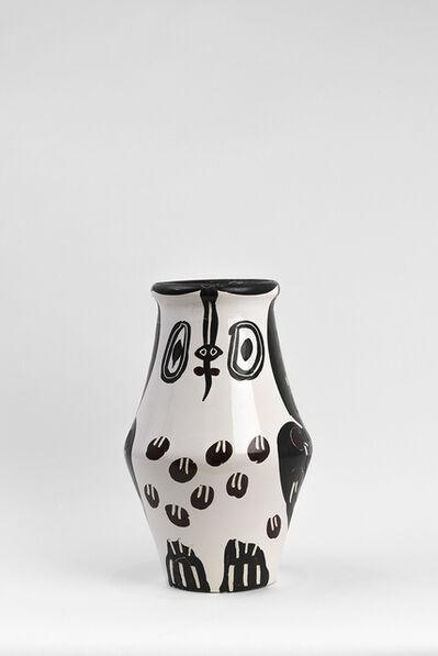 Pablo Picasso, 'Black and Brown Owl (Hibou Marron Noir)', 1951