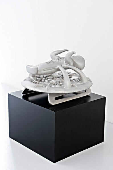 Bruno Gironcoli, 'Baby on Edelweiss', 2007