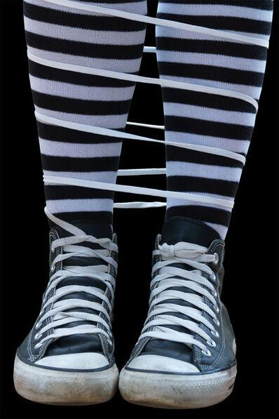 Lidzie Alvisa, 'Adolescente-Series Rodapies ', 2010