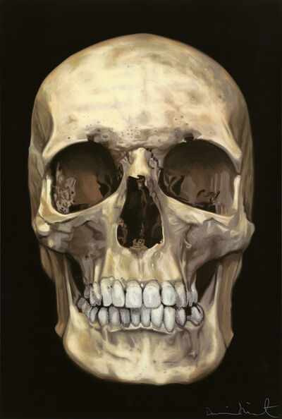 Damien Hirst, 'The Skull Beneath the Skin', 2005