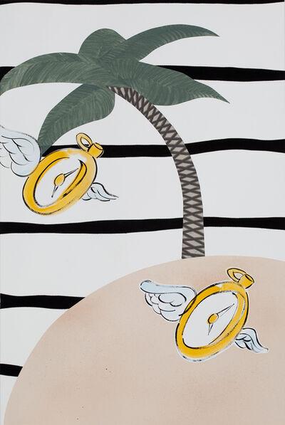 Helen Johnson, 'Island (Time flies II)', 2013