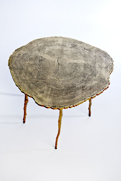Sharon Sides, 'Echo Side Table', 2015