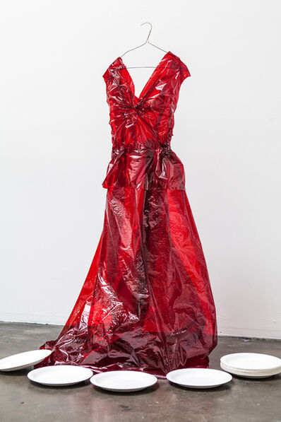 Jane Szabo, 'Red Cellophane', ca. 2014