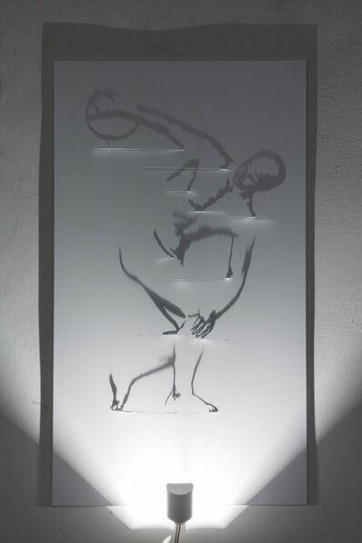 Fabrizio Corneli, 'Maquette Discobolo', 2004