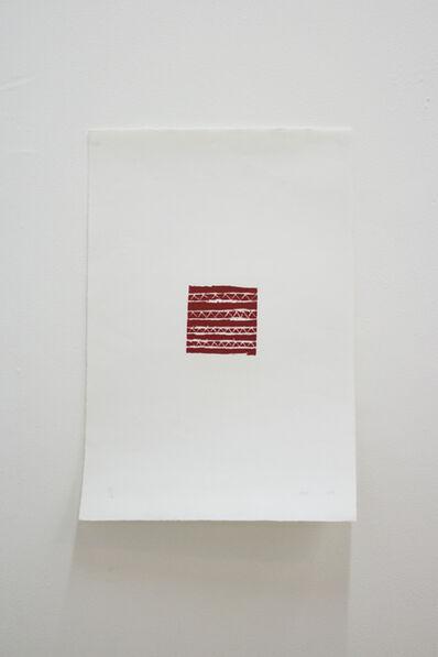 Sheroanawë Hakihiiwë, 'Wao wao poko hami (brazalete)', 2013
