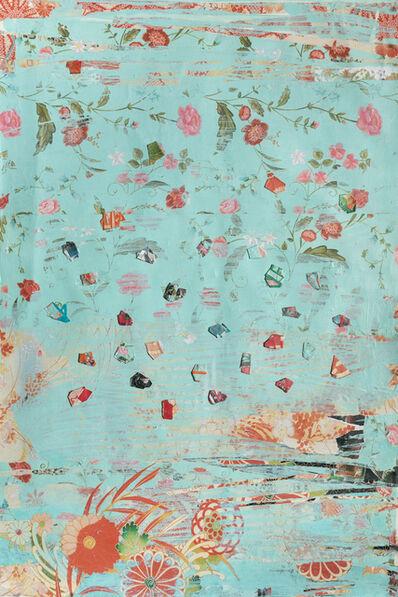 Susan Newmark, 'Language of Flowers Blue', 2020