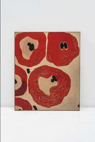 Nuria Maria, 'Poppy Filed', 2020