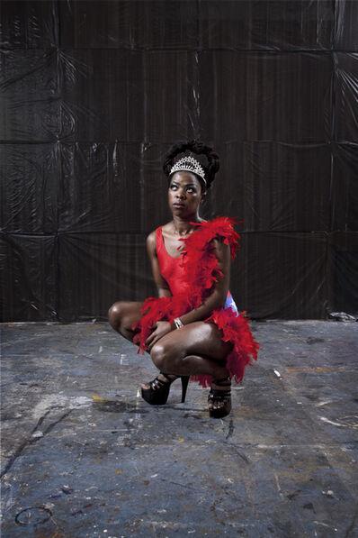 Zanele Muholi, 'Miss Lesbian III', 2009