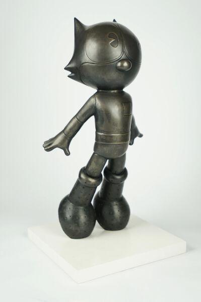 Jerkface, 'Astrocat (Steel)', 2019