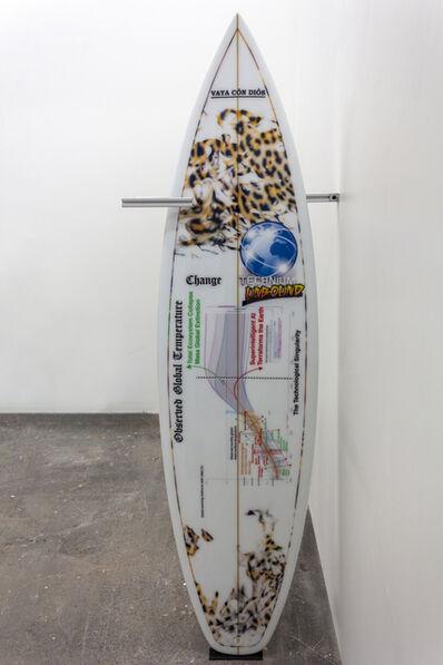 Sterling Crispin, 'Escape Vehicle 001', 2020