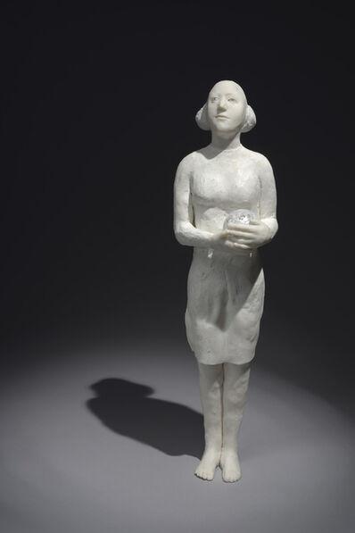 Agnès Baillon, 'Femme Et Sa Boule', 2017