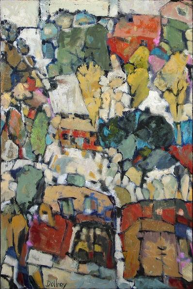 Toni Doilney, 'The Courtyard', 2019