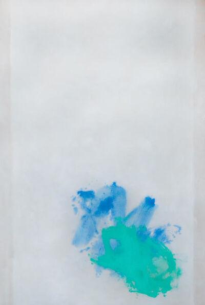 Cleve Gray, 'Shan Shui', 1977