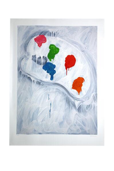 Mary Heilmann, 'Ghost Palette', 2008