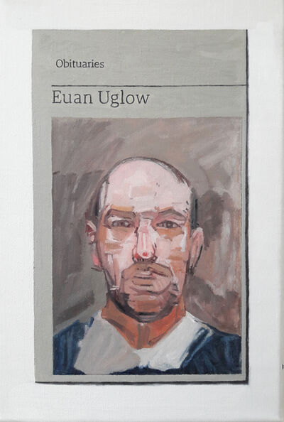 Hugh Mendes, 'Obituary: Euan Uglow', 2018