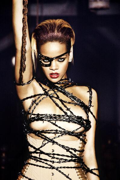 Ellen von Unwerth, 'Rihanna', 2009