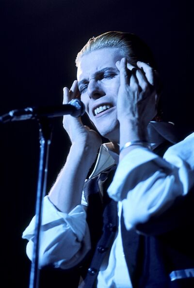 Mick Rock, 'David Bowie by Mick Rock ', 1970-1973