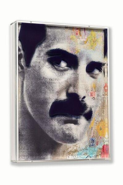 André Monet, 'Freddie Mercury', 2020