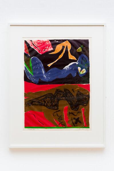 Allen Jones, 'Sleeping Figure', 1960