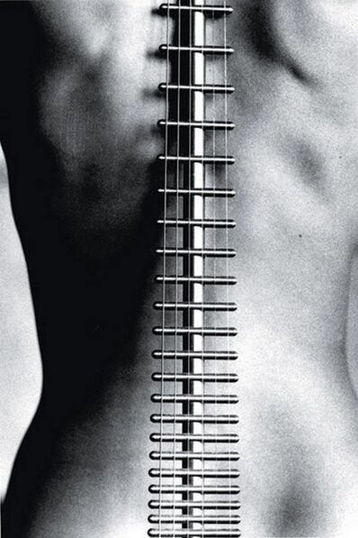 Ralph Gibson, 'Light Strings(2003)', 2003