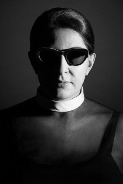 Greg Gorman, 'Marina Abramovic, Los Angeles', 2013