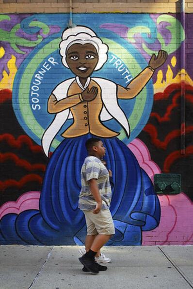 Victorio Milian, 'Sojourner Truth Moral', NA