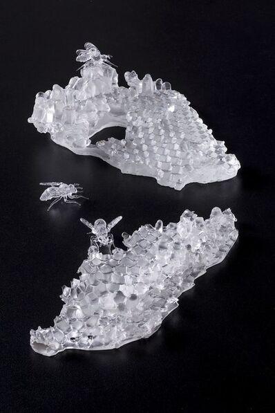 Judi Harvest, 'Frozen Honeycomb', 2017
