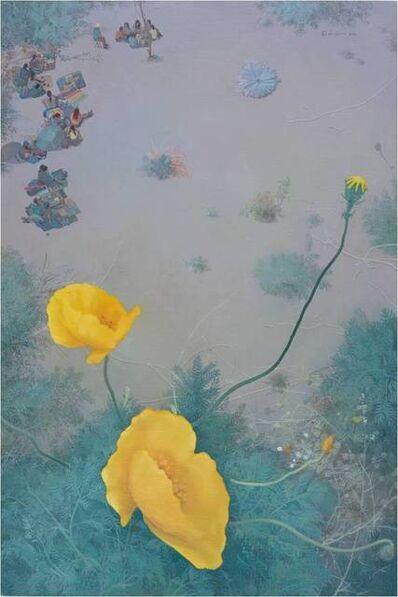 Zhou Jinhua 周金华, 'Wild Flowers No.2', 2018