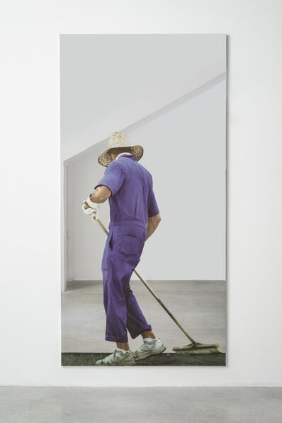 Michelangelo Pistoletto, 'Barrendero', 2015