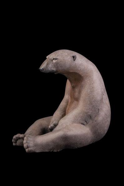 Adam Binder, 'Sitting Polar Bear', 2018