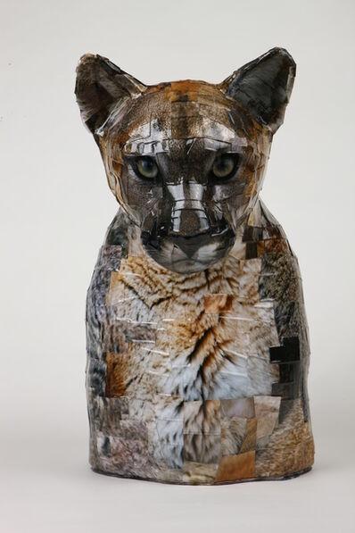 Gwon Osang, 'Bust (Puma)', 2011-2012