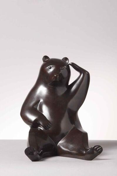 Daniel Daviau, 'Scratching Bear', 2010