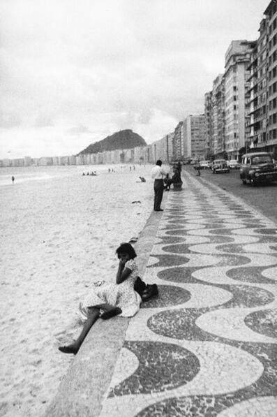 Caio Mario Garrubba, 'Rio de Janeiro, Copacabana', years 1950/1960