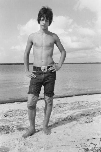 Lee Friedlander, 'Erik, Florida', 1974 / printed c. 2000