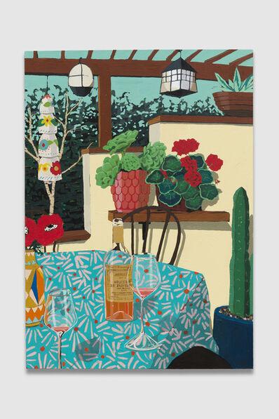 Hilary Pecis, 'Summer Patio', 2019